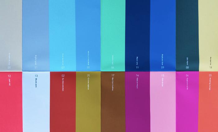 Première Vision - Tendances couleurs Printemps/Été 2020